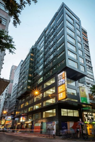 The Nate is located on the corner of Nathan Road & Hillwood Road in Tsim Sha Tsui, we have 71 serviced studio apartments with five different types to choose from.