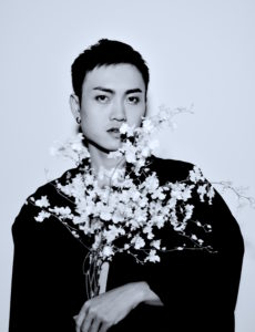 Sam (Yau Yik Sum) the winner of Artist in Residency Program 2020