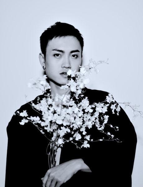Sam (Yau Yik Sum) is the winner of Artist in Residency Program 2020