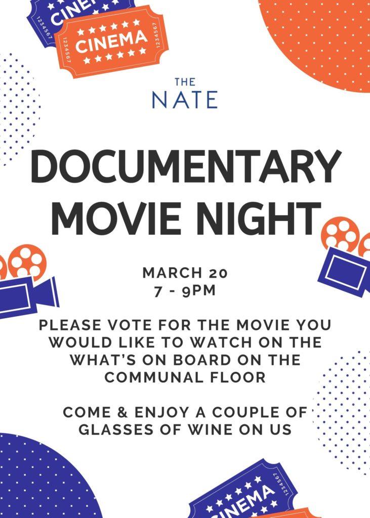Documentary Movie Night