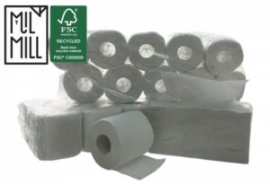 Mil Mil recycled paper tissue